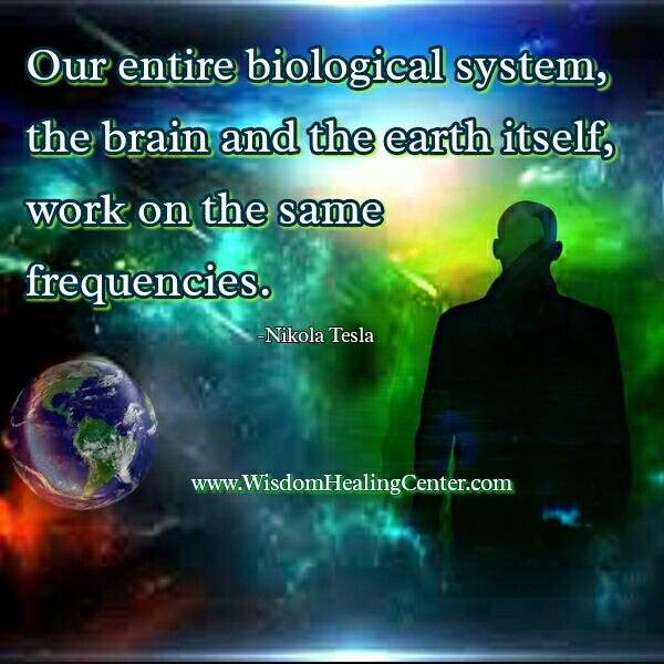 Everything in Life work on the same frequencies