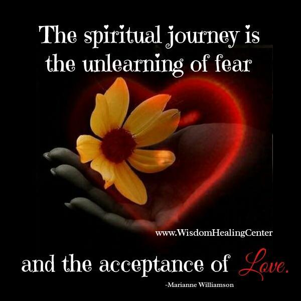 The Spiritual journey