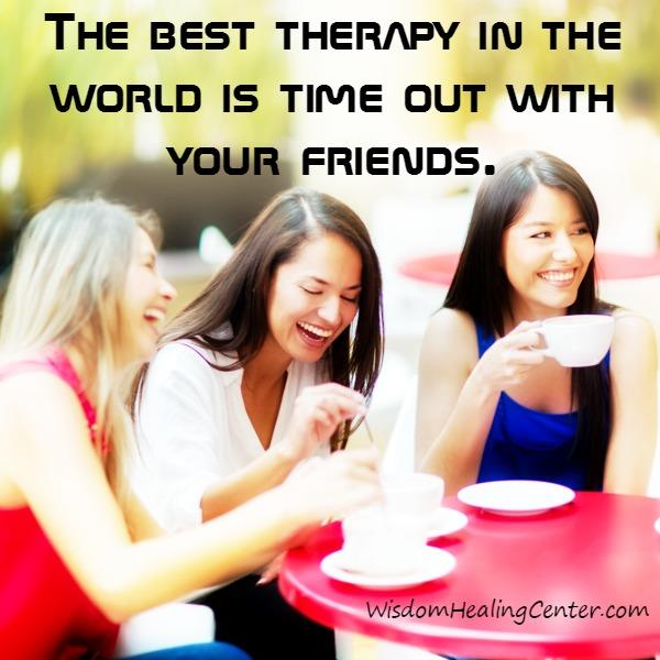 The best therapy in the world